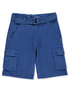 225c8263205f8 Product Image Quad Seven Big Boys' Belted Cargo Shorts