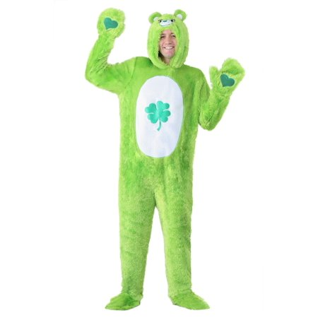 Lady Luck Costume (Care Bears Classic Good Luck Bear Plus Size)