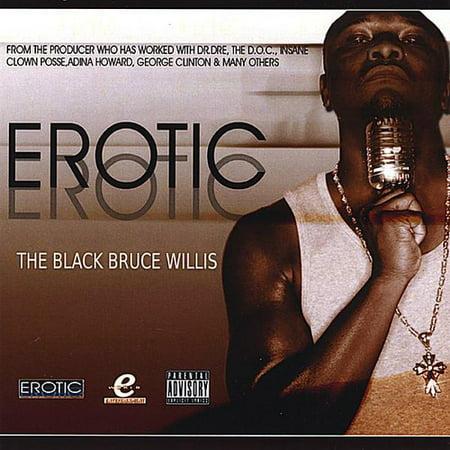 Black Bruce Willis