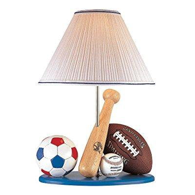 Lite source all sports table lamp in blue walmart lite source all sports table lamp in blue mozeypictures Choice Image