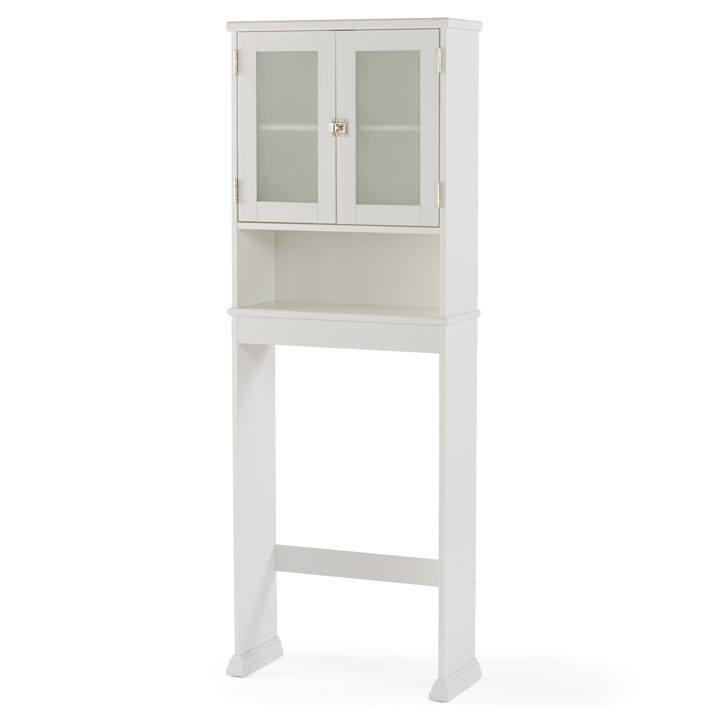 Better Homes & Gardens, Harborough Over the Toilet Bathroom Space Saver, White