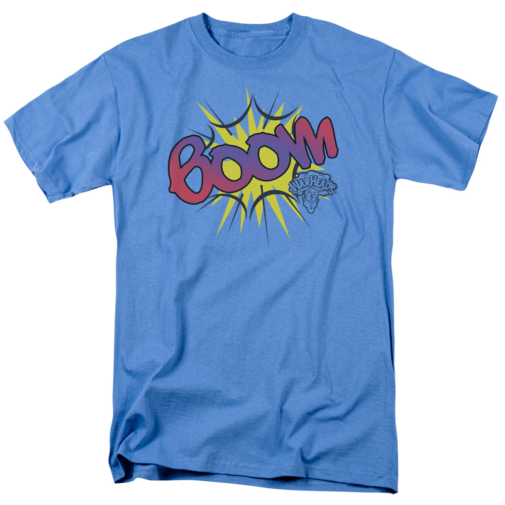 Warheads Boom Mens Short Sleeve Shirt