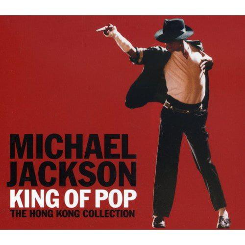 KING OF POP [MICHAEL JACKSON] [CD BOXSET] [2 DISCS]