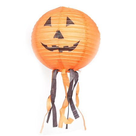 Halloween Pumpkin Paper Lanterns Shopping Mall Hotel Decoration Supplies Ghost Festival Lantern Holiday Party Decor Scary Prop](Magnolia Hotel Dallas Halloween Party)