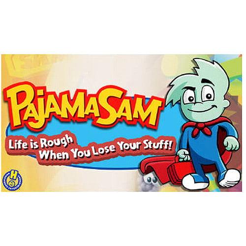 Tommo 58411025 Pajama Sam 4 Life is Rough (PC) (Digital Code)