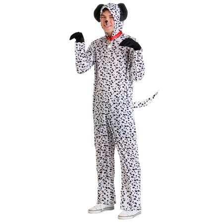 Dalmation Costumes Adults (Adult Delightful Dalmatian)