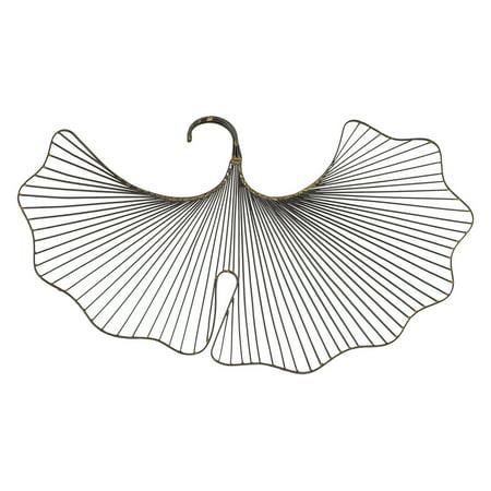 Dimond Home Brass Solder Point Leaf Wall (Brass Leaf Motif)