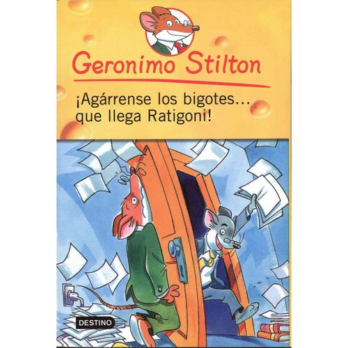 Agarrense Los Bigotes.. Que Llega Ratigoni! / Watch Your Whiskers, Stilton