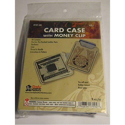 Card Case With Money Clip Design Kit
