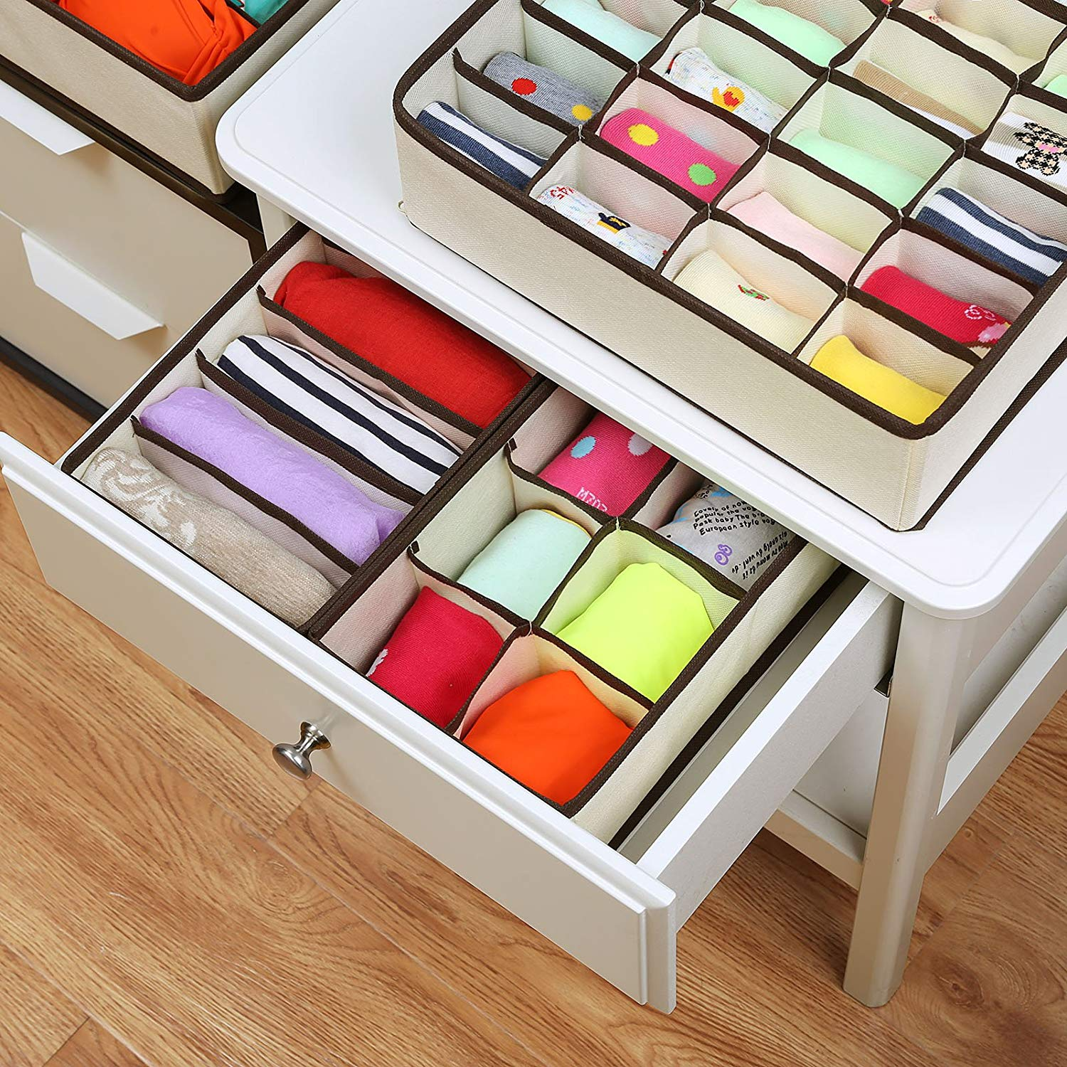 Foldable Drawer Dividers