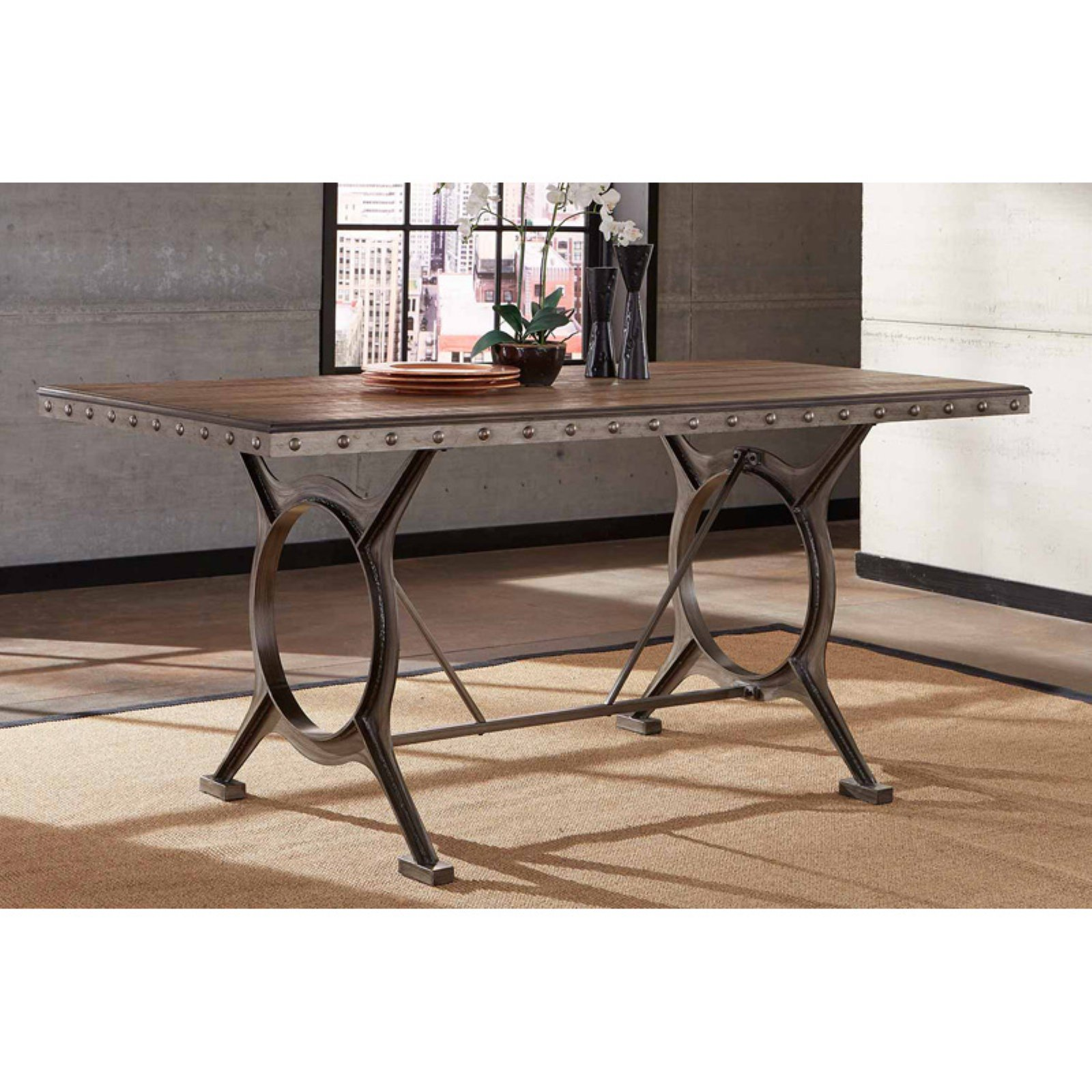Hillsdale Furniture Paddock Counter Height Dining Table