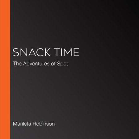 Snack Time - Audiobook (Snack Time Halloween)