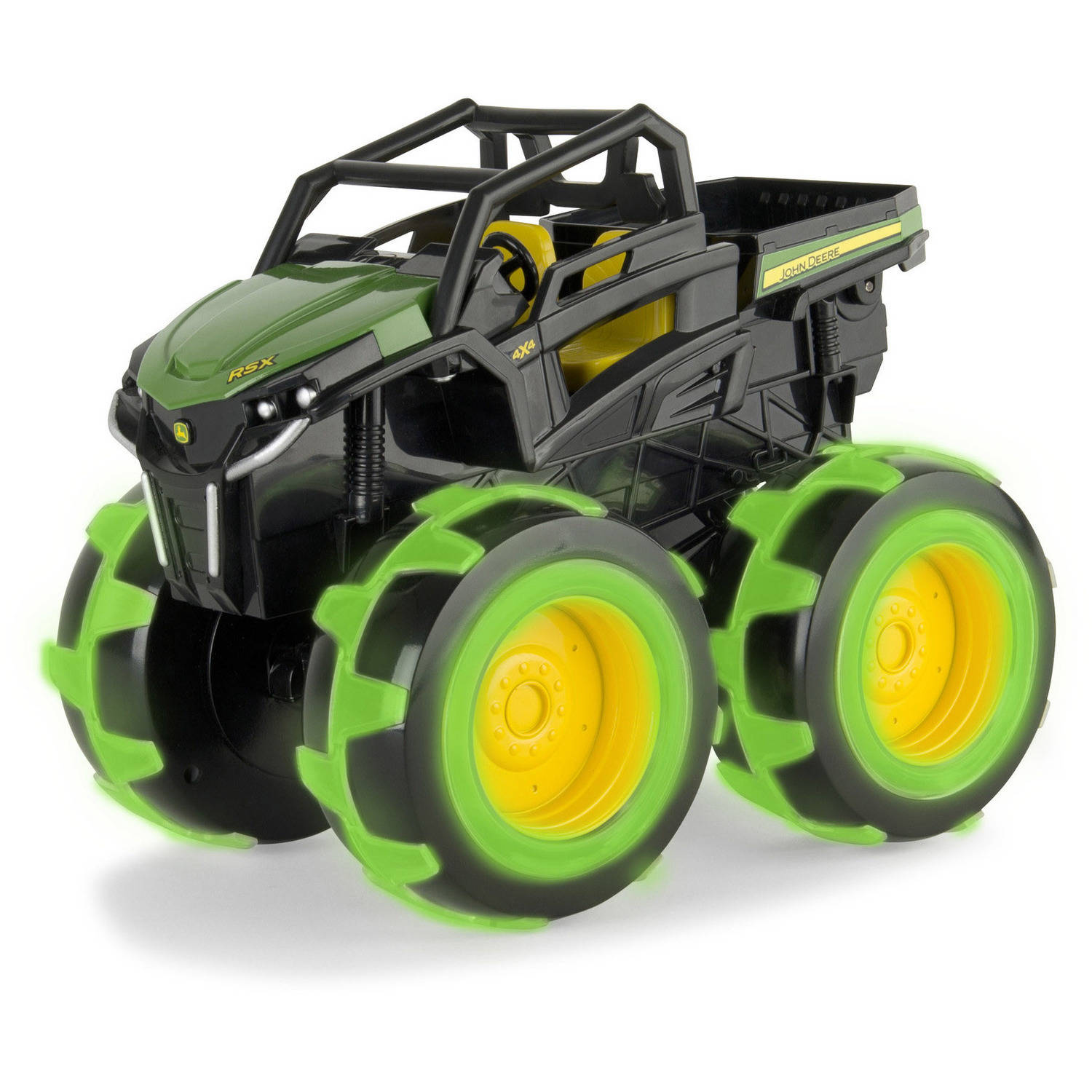 John Deere Gator with Lightning Wheels®