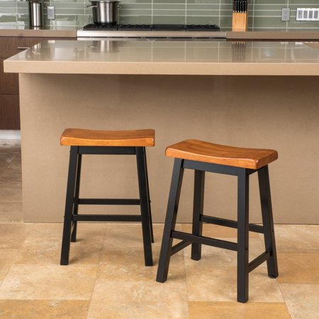 24 in. Counter Bar Stool - Set of 2 ()