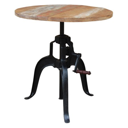 Yosemite Home Décor Ardmore Adjustable Pub Table