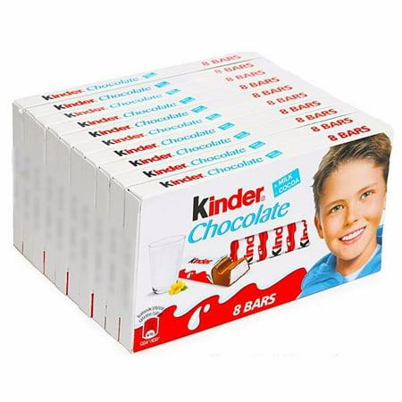 Kinder Chocolate, CASE, 10x100g (Por Kinder)