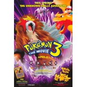 Pokemon 3: The Movie POSTER (27x40) (2001)