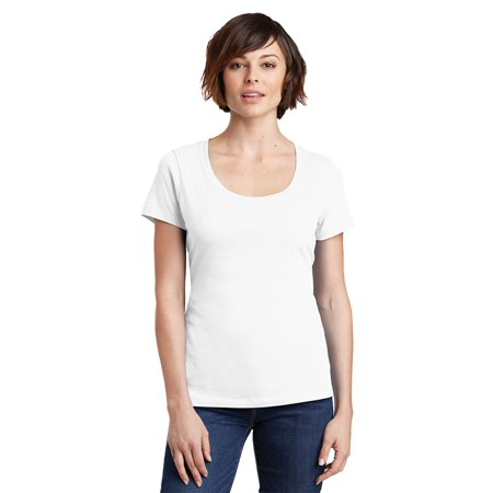 District Made Women's Perfect Weight Scoop Tee](District 12 Training Shirt)