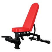 Wisebells™ Pro 1000 Exercise Flat/Incline/Decline Gym Bench