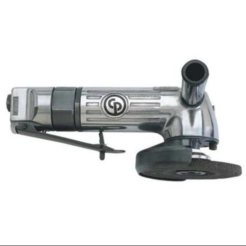 CHICAGO PNEUMATIC CP854 Air Angle Grinder,12,000 rpm,9 In. L