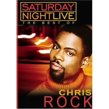 Saturday Night Live - Best of Chris Rock [DVD] (The Best Of Chris Rock)