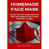 HOMEMADE FACE MASK - eBook