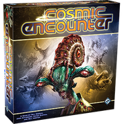 Cosmic Encounter Strategy Board Game