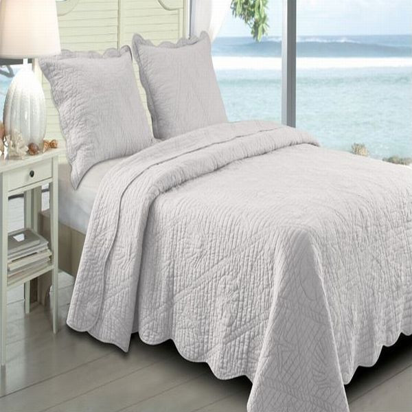 Greenland Home Fashions La Jolla Quilt Set
