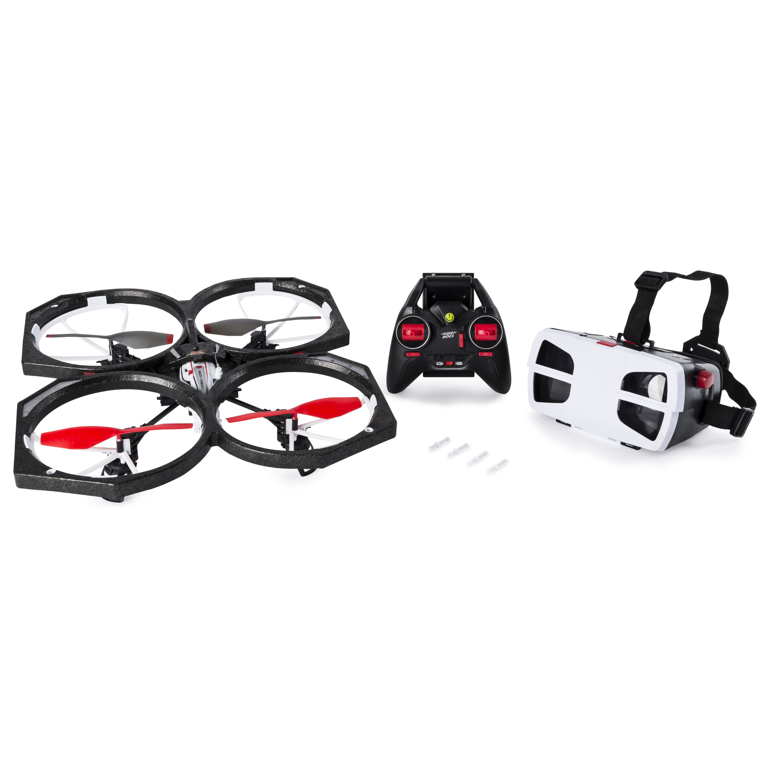 Air Hogs Helix Sentinel First Person View (FPV) HD 720p Video Drone with 4GB Micro SD Card... by Spin Master Ltd