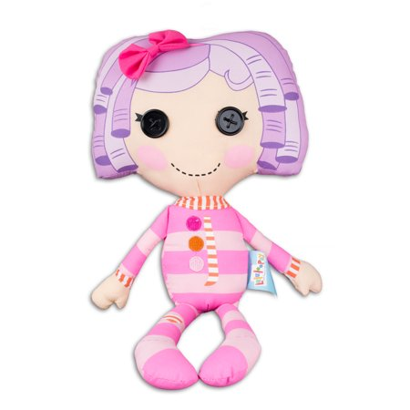 Fiesta Lalaloopsy Pillow Featherbed 16.5