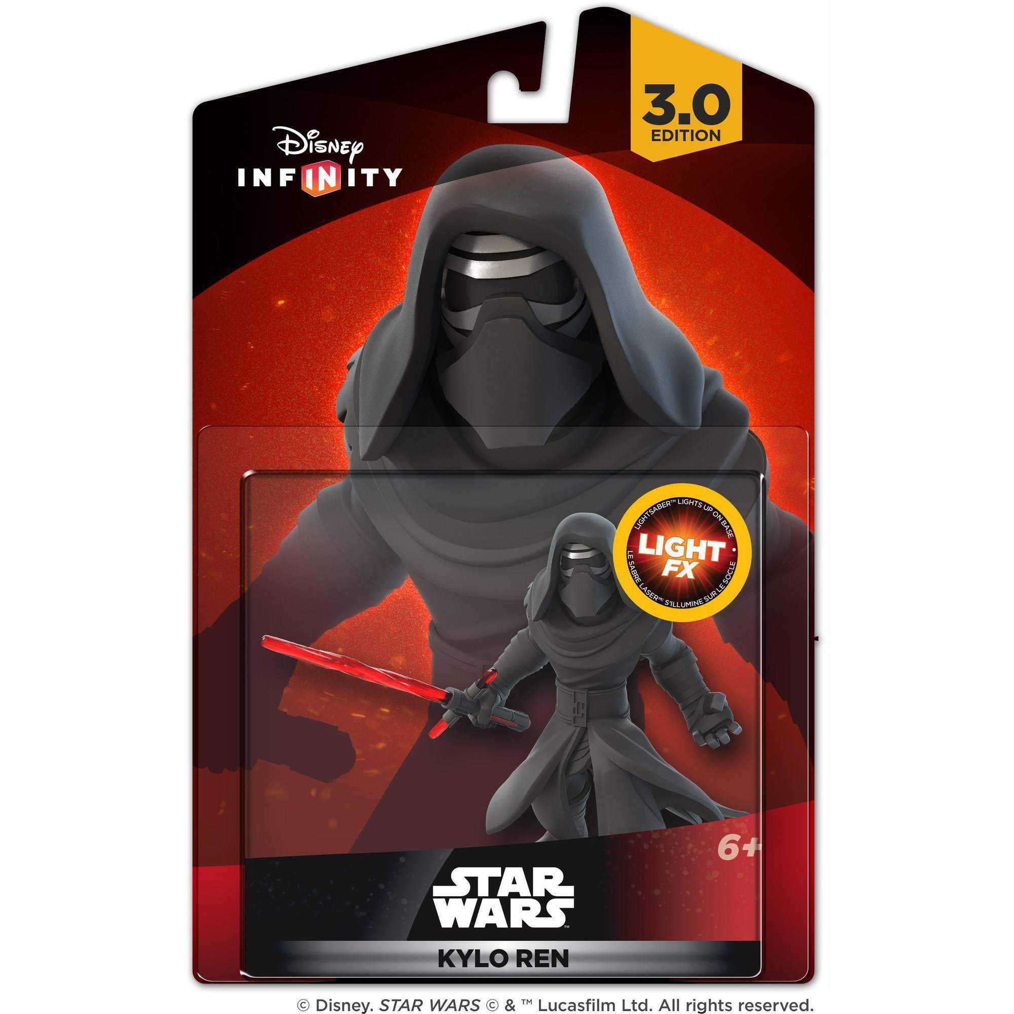 Disney Infinity 3.0 Star Wars Kylo Ren Light FX Figure (Universal) by Disney