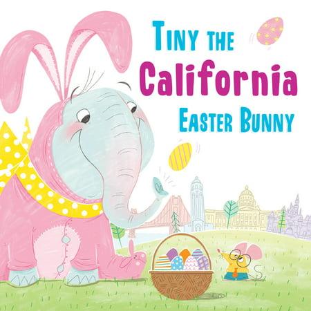 Tiny the California Easter Bunny