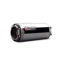M-2 SILVER SERIES  SLIP-ON EXHAUST ALUMINUM CANISTER