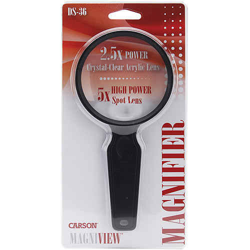 Carson Optical MagniView Magnifier