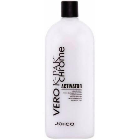 Joico K-Pak Chrome Activator Creme Hair Color Developer 32 (Best Chrome Extensions For Web Developers)