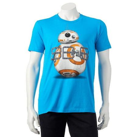 Big & Tall Star Wars Episode VII The Force Awakens BB-8