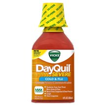 Cold & Flu: DayQuil Severe Cold & Flu Liquid