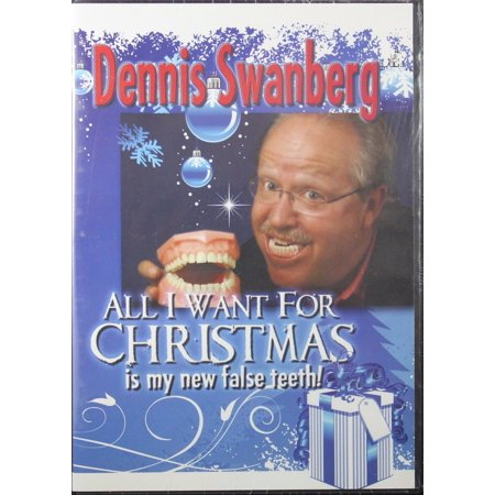 Dennis Swanberg All I Want For Christmas is My New False Teeth DVD ()