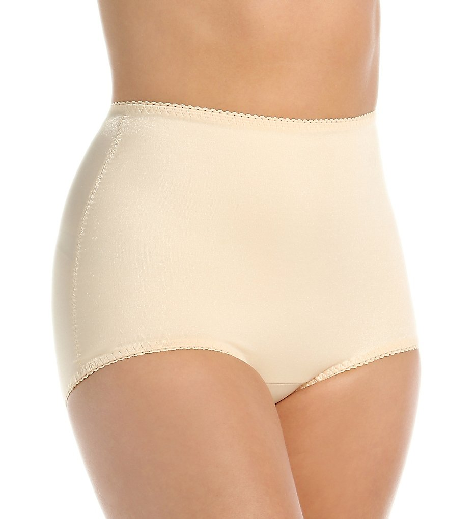 Rago Light Control Padded Derriere Panty Brief Made in USA