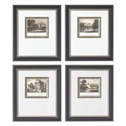 Sterling Mini Estates Wall Panel - Set of 4
