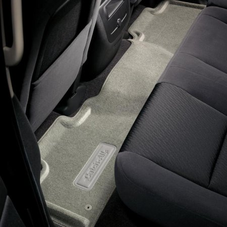 Lund 00-06 Chevy Tahoe (w/o 3rd Seat) Catch-All 2nd Row Floor Liner - Grey (1
