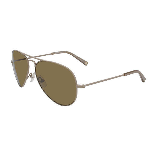 michael kors aviators h0tv  Michael Kors M2047S 239 Jet Set Aviator Taupe Sunglasses