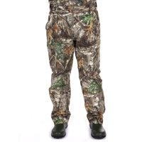 Realtree Men's Scent Control Hunting Pant, Realtree Edge, Size Medium