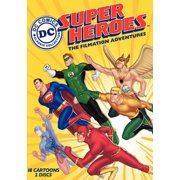 DC Super Heroes: The Filmation Adventures (DVD)