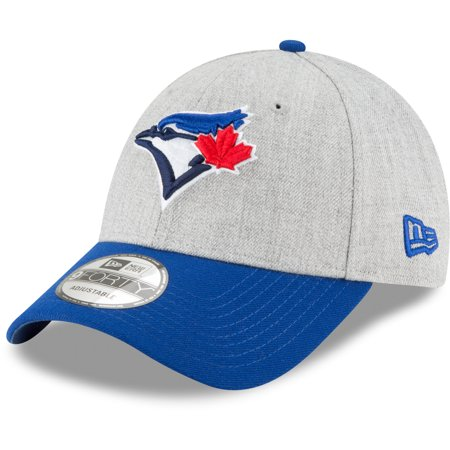 Toronto Blue Jays New Era 9FORTY The League Adjustable Hat - Heathered Gray  Royal - OSFA - Walmart.com 8cfd302b49ec