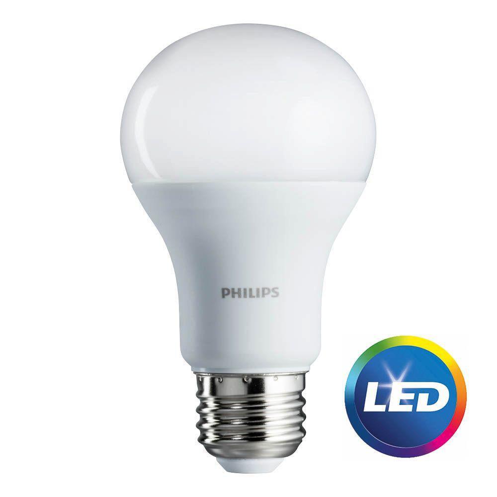 Philips Led 95w 75 Watt Equivalent Daylight Standard A19 Light