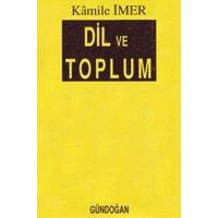 Dil ve Toplum - eBook