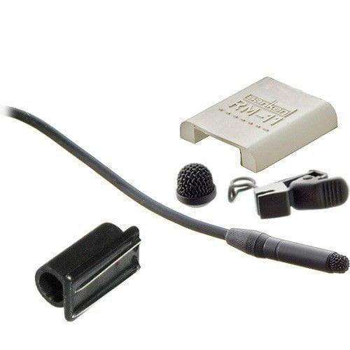 Sanken Cos 11d Lavalier Microphone Wired For Sennheiser With Lmc Vampire Clip Ws Black Walmart Com Walmart Com
