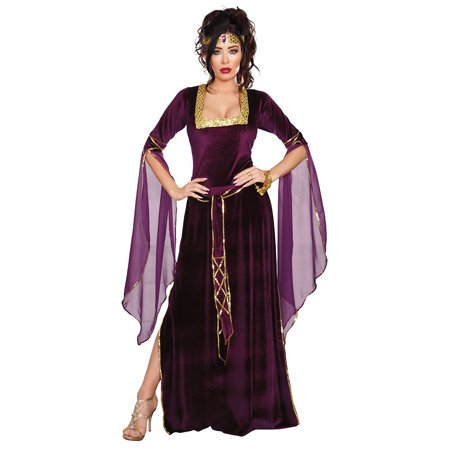Medieval Princess Adult Costume - Medieval And Renaissance Clothing