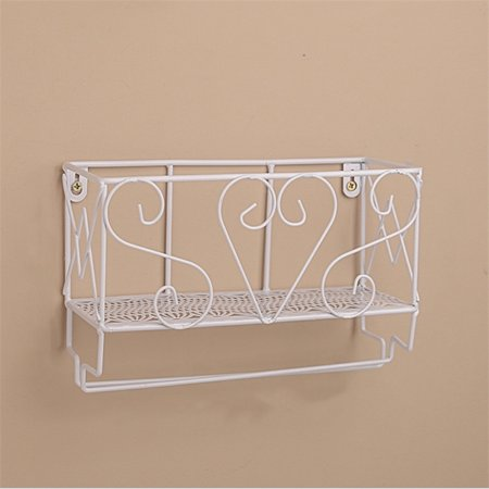 Insker High Quality Wine Cabinet Wall Hanging Type Iron Art Wall Mounting Rack Decoration Red Wine Rack Ceiling Rack Restaurant Wine Cup Rack Inverted